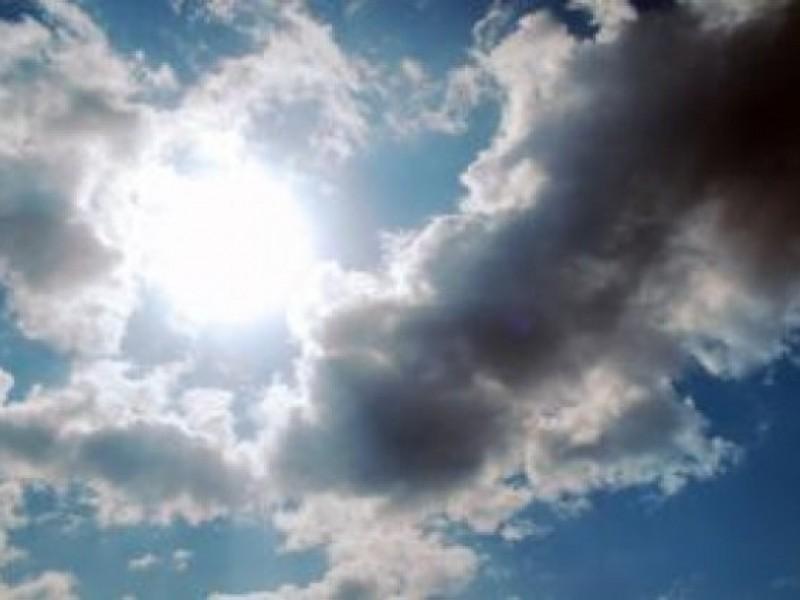 Prevén lluvias dispersas, viento y granizo en regiones de Sonora