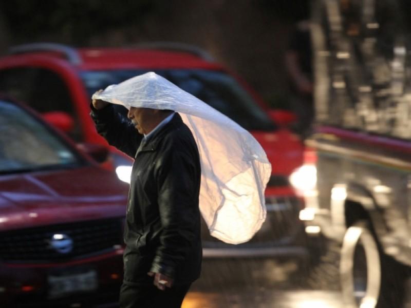 Prevén lluvias fuertes en casi todo el país