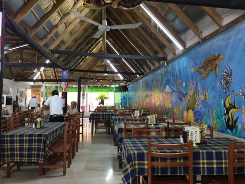 Prevén pérdidas en el sector restaurantero por ley seca