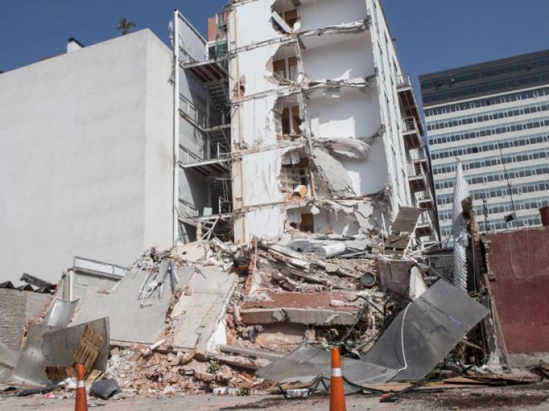 Prevén rehabilitar 996 edificios y reconstruir 80