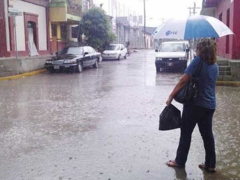 Prevén retraso para temporal de lluvias