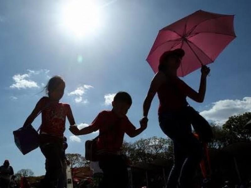 Prevén temperaturas de hasta 40° para Nayarit