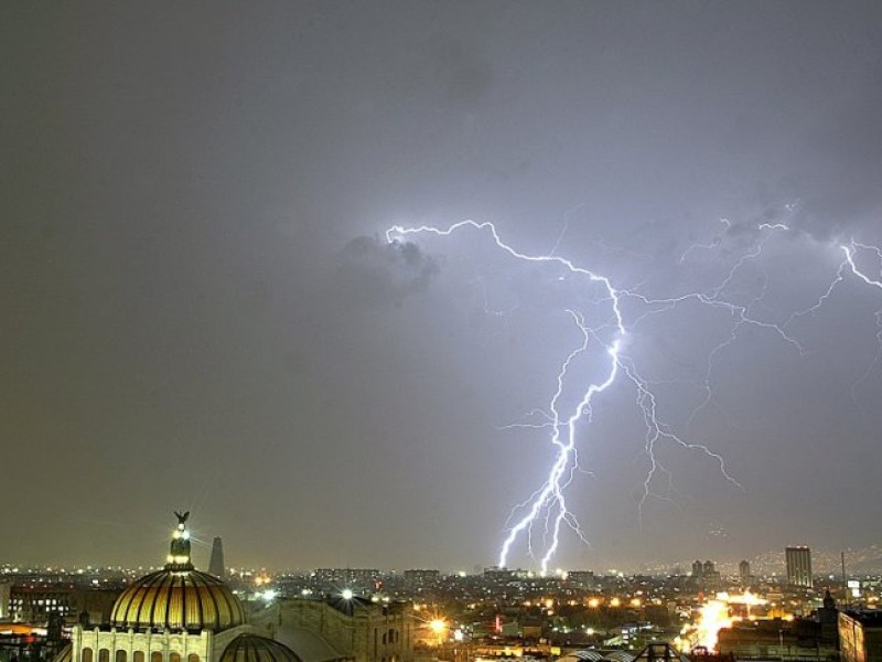 Prevén tormentas fuertes en ocho estados