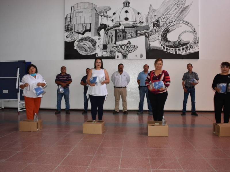 Prevención COVID-19 en Santa Rosa Jáuregui