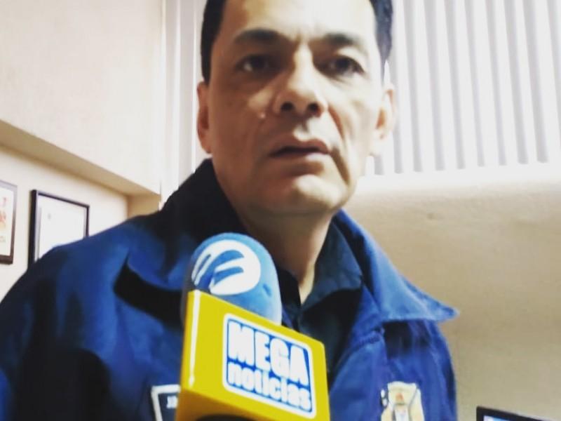 Previenen coronavirus en cuarteles de bomberos