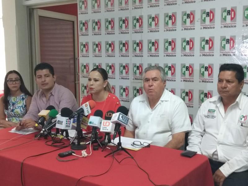PRI Ahome, se prepara para renovación dirigencia nacional