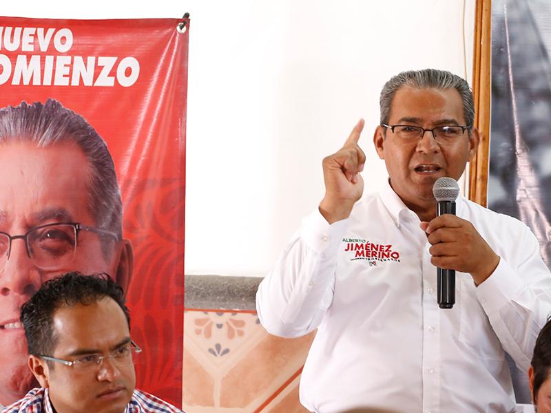 PRI denuncia anomalías en elecciones de Puebla