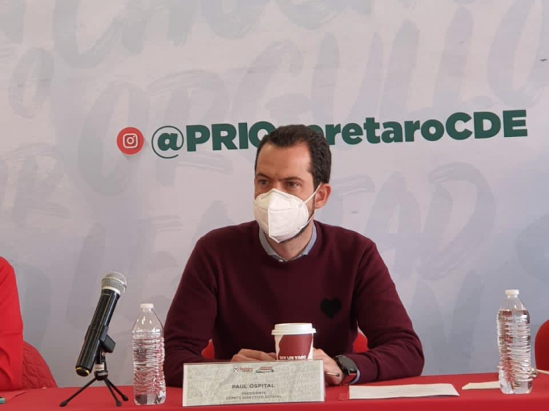 PRI estatal abre registros