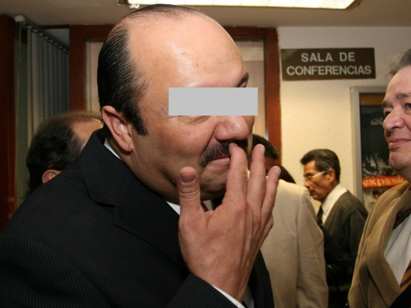 📹PRI expulsa a César Duarte
