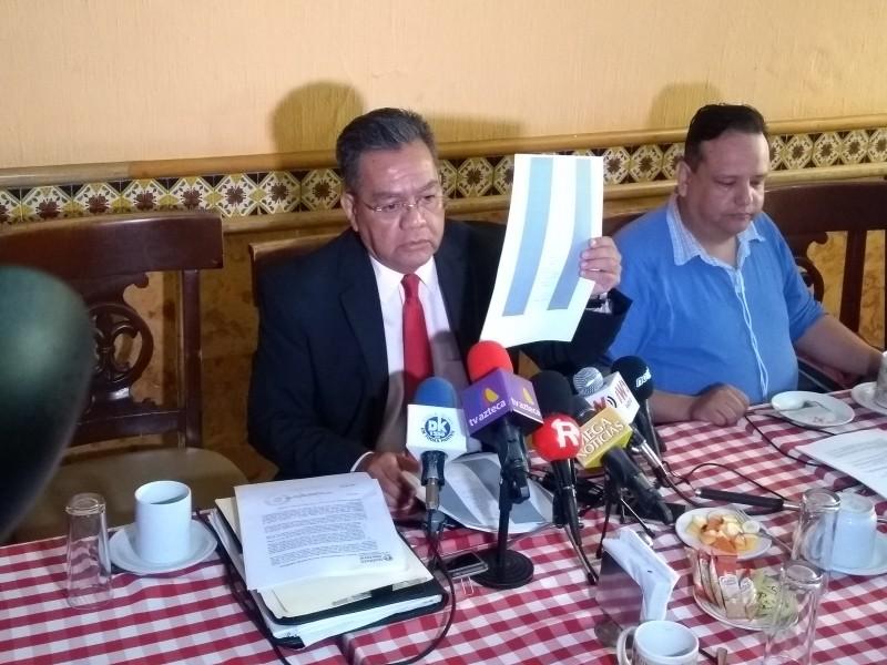 PRI pide nulidad de elección en Chapala