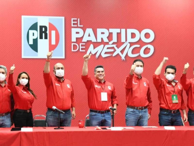 PRI se declara ganador en Hidalgo y Coahuila