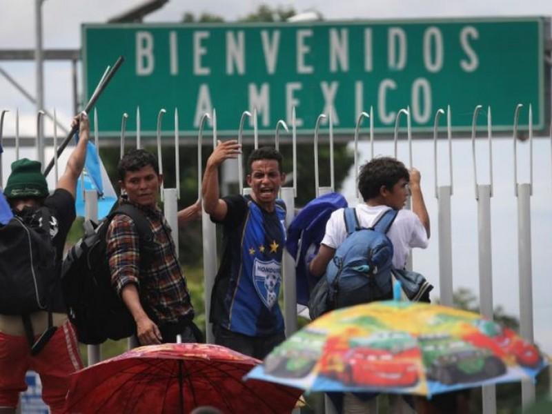 Priistas se suman a la voz de migrantes