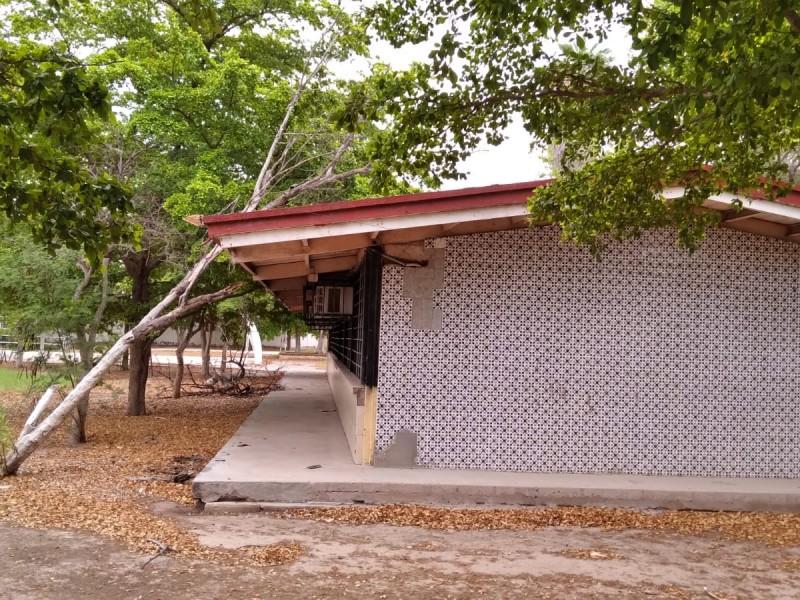 Primaria Marcial Ordóñez, sin condiciones para retorno a las aulas