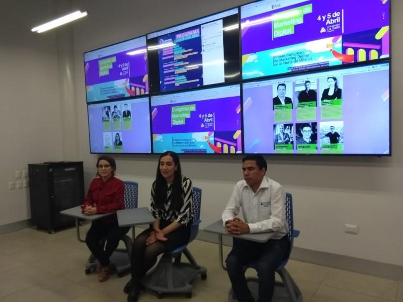 Primer Congreso de Marketing Digital en La Laguna