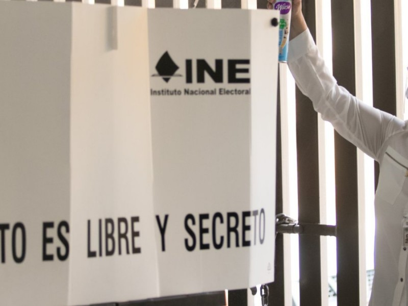 Primer debate del IEEQ a la Gubernatura de Querétaro