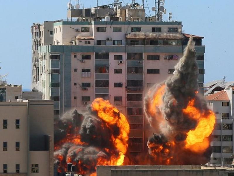 Primer ministro israelí justifica los ataques contra Gaza