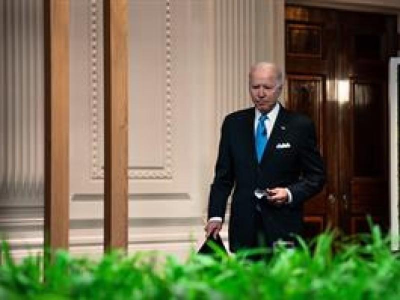 Primer viaje internacional de Biden será al Reino Unido