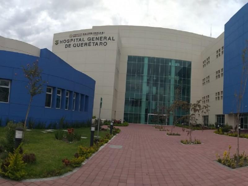 Primera donación multiorgánica en el nuevo Hospital General de Querétaro