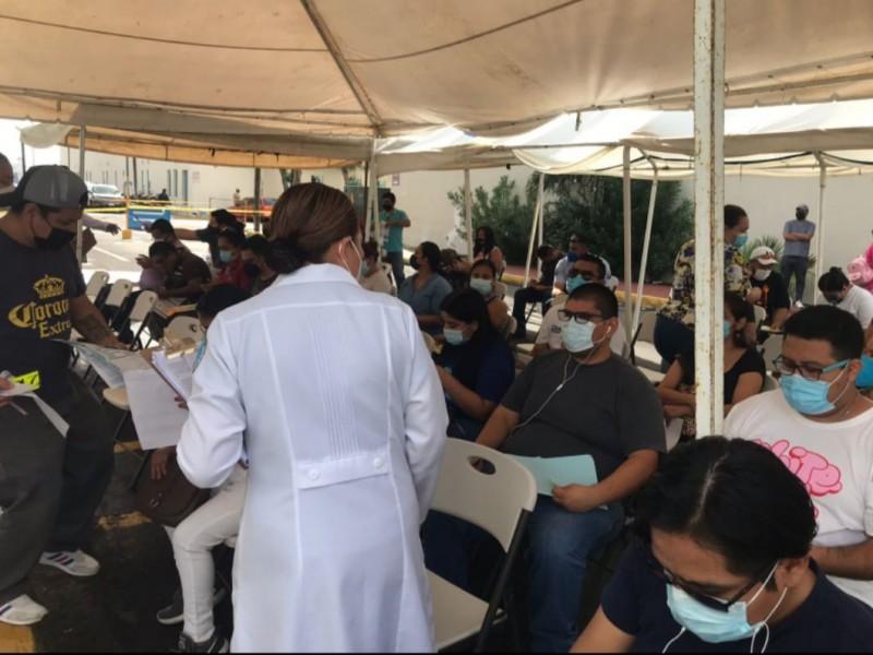 Primera dosis de vacuna covid19 concluirá antes de lo programado:Gobernador