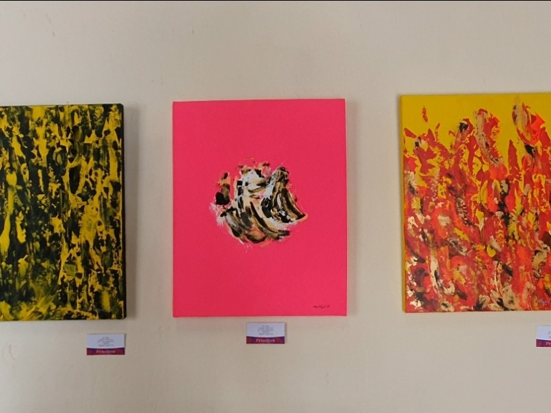Primitivo, primera exposición hibrida en Zacatecas