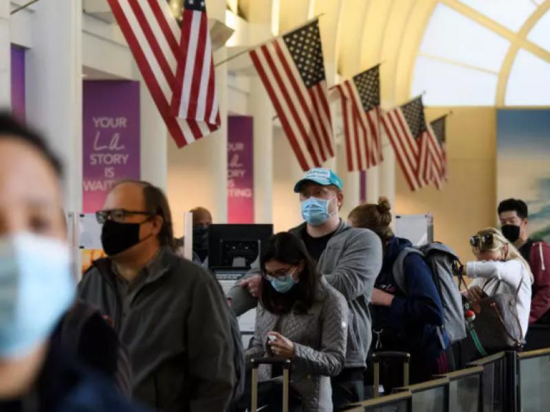 "Principal epidemiólogo estadounidense prevé ""repunte sobre repunte"" para EEUU"