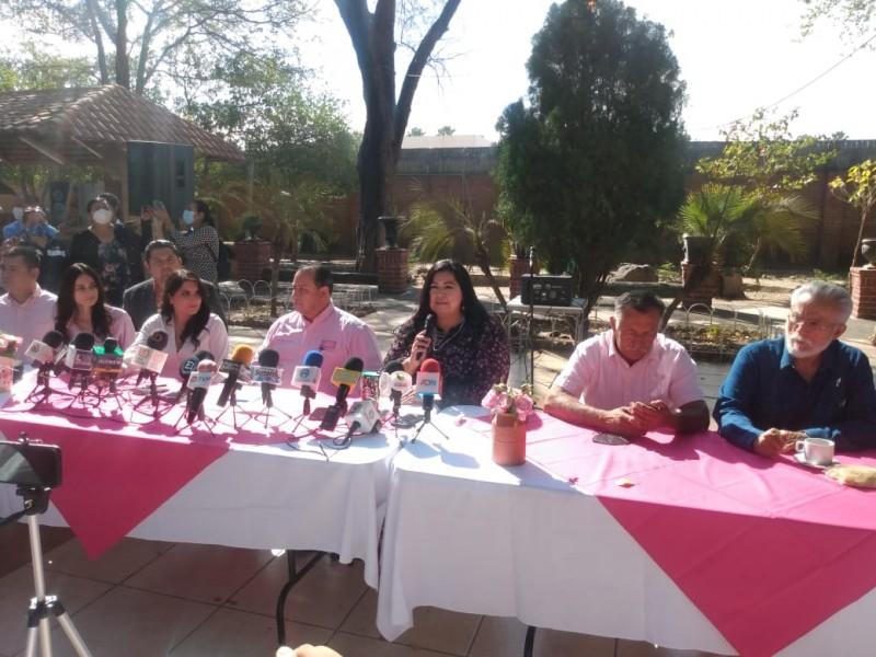 Principales municipios van encabezados por mujeres: Fuerza por México