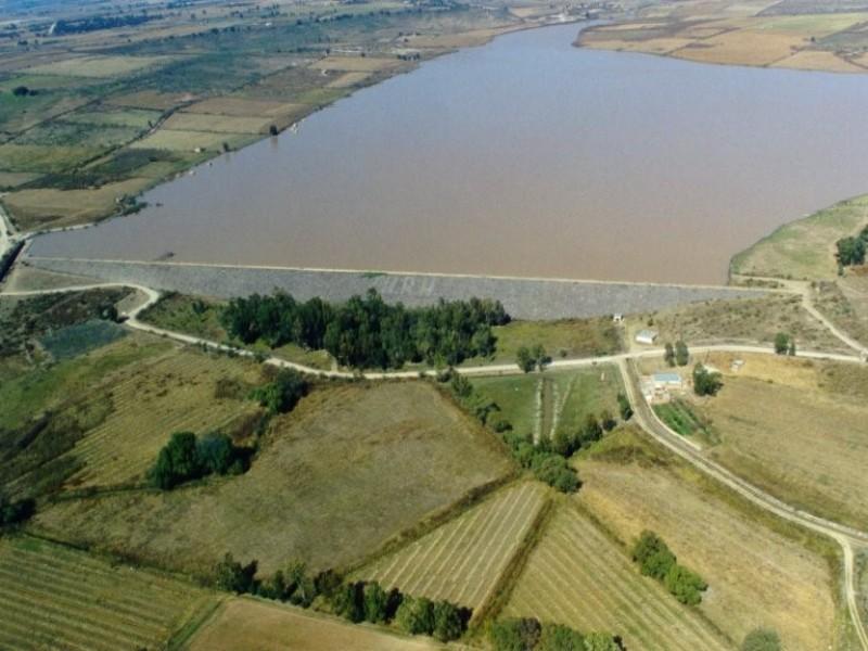 Principales presas de Jalisco están al 60% de su capacidad