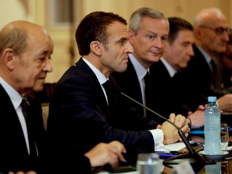 Principales protagonistas del G20
