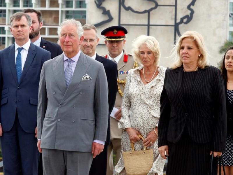 Príncipe Carlos visita Cuba