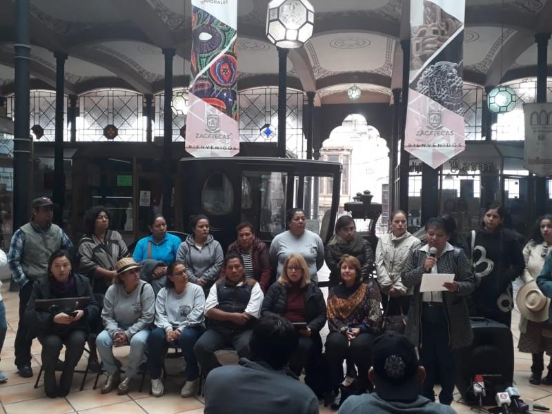 Procederán legalmente por represión a ejidatarios y activista
