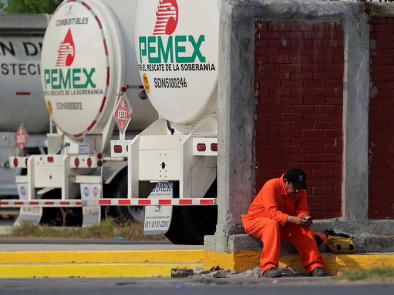 Producción de Pemex, la peor en 41 años