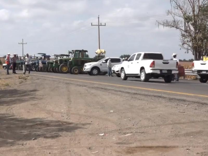 Productores Agricolas exigen pago a Gobierno Federal