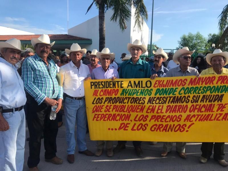Productores demandan presupuesto justo para el campo