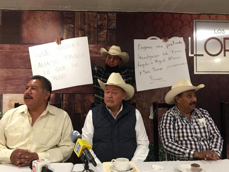 Productores se oponen a la venta de centro de acopio