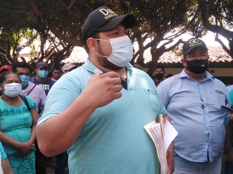 Productores toman Sader por falta de apoyos al campo