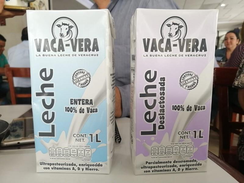 Productores veracruzanos emprenden en su propia marca de leche