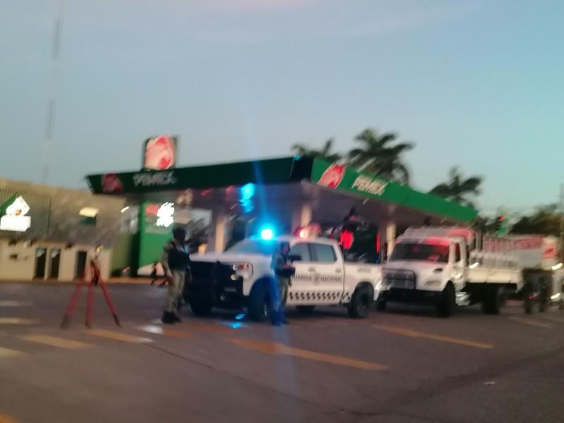 PROFECO inmoviliza gasolineras en Los Mochis