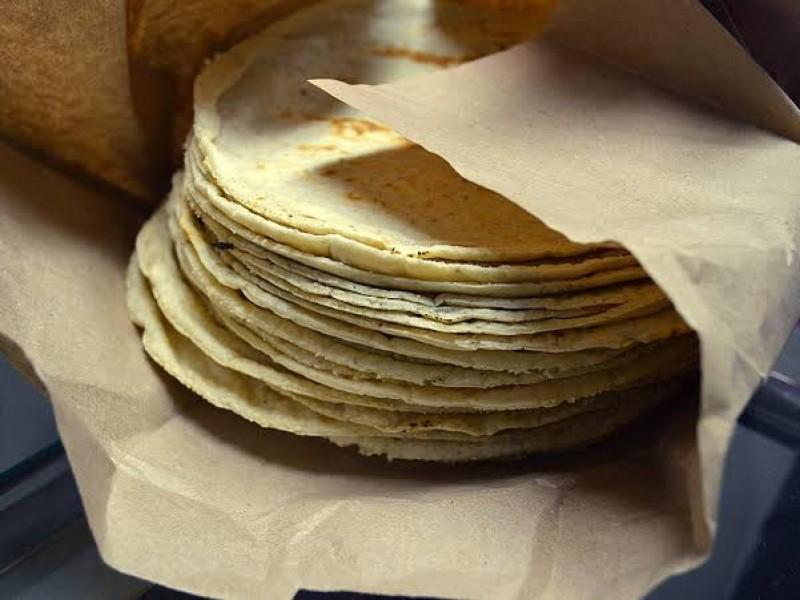 PROFECO niega incremento al precio de la tortilla