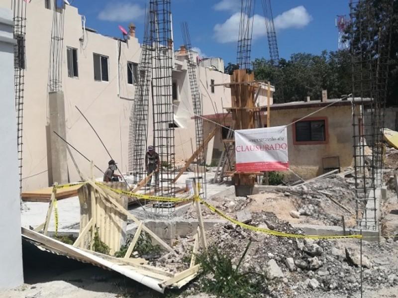 Profepa clausura proyecto hotelero en Holbox