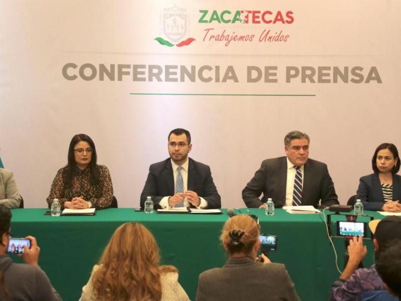 Prófugo presunto responsable de violación de mujer en cárcel zacatecana