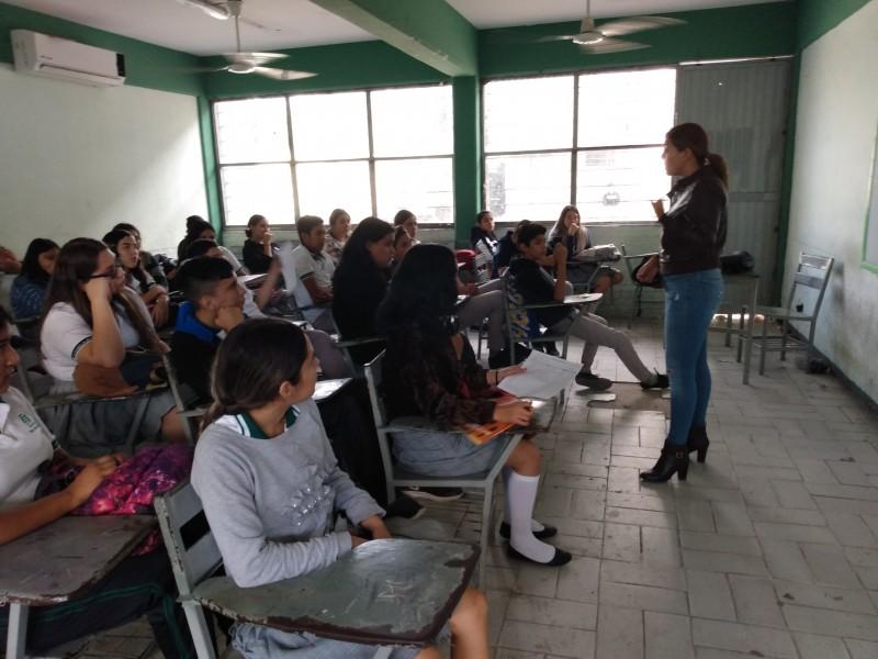 IPAMA lleva programa de acciones preventivas a Cobaes54