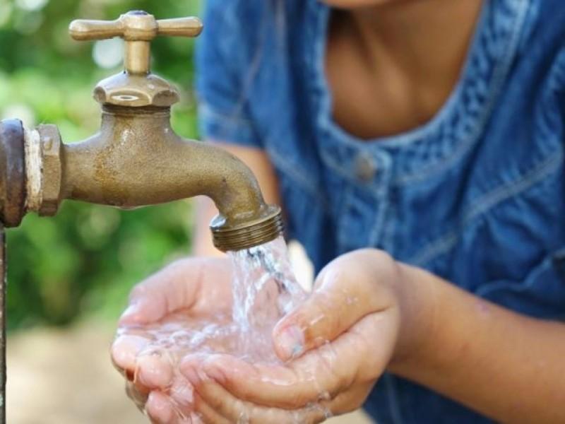 Programa de distribución de agua para hoy en Guaymas