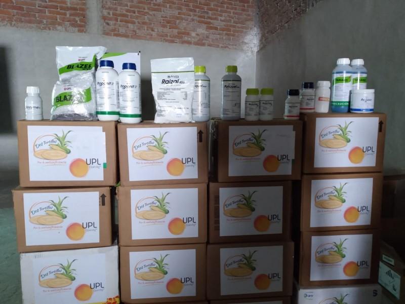 Programa sustentable de agricultura beneficia a productores leoneses en Guanajuato