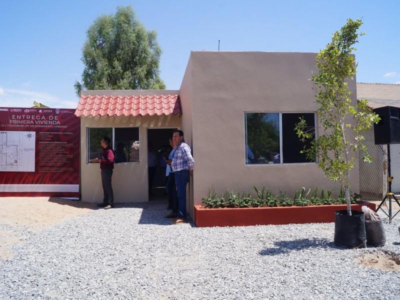 Programas de vivienda en Sonora se redujeron 50 por ciento