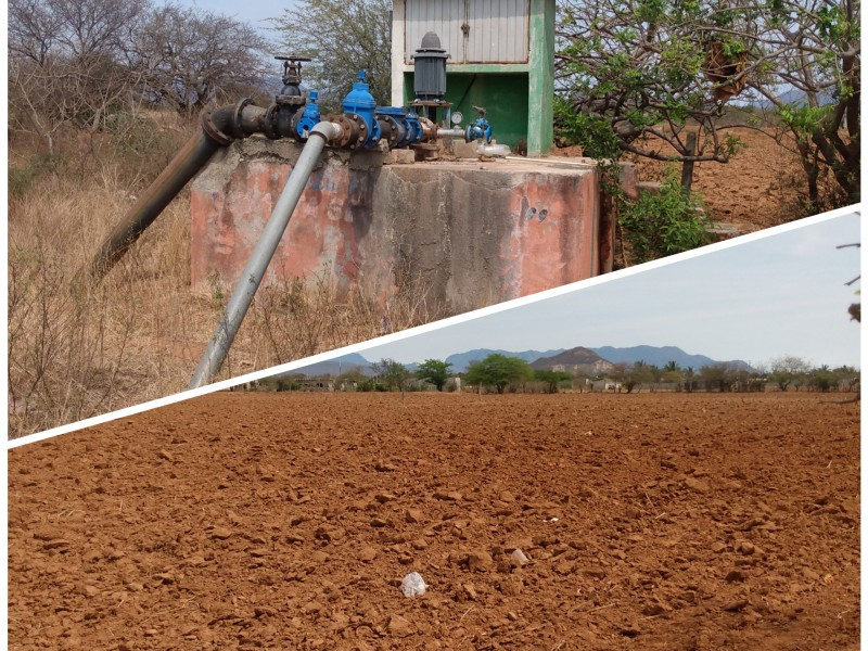Programas federales afectan suministro de agua potable; denuncian ciudadanos