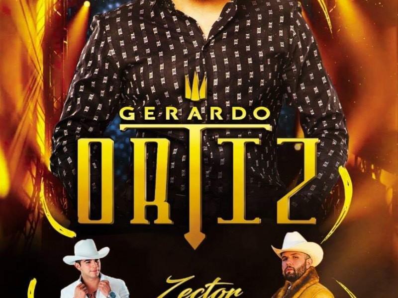 Prohíben a Gerardo Ortiz cantar narco corridos