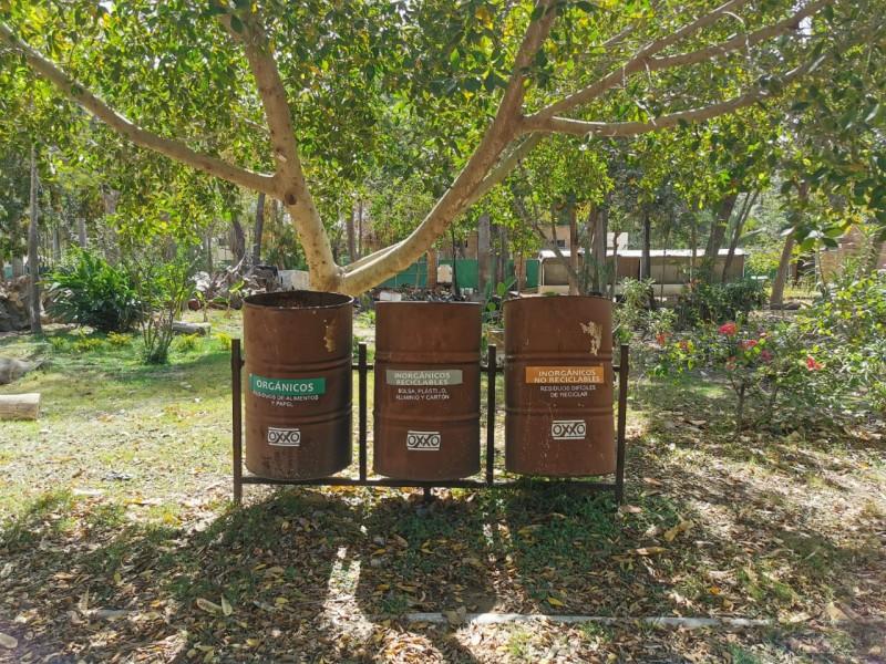 Prohíben acceso de plásticos de único uso en Parque Sinaloa
