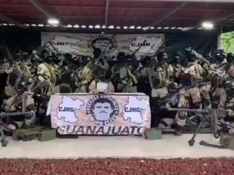 Promete CJNG paz en Guanajuato tras detención de