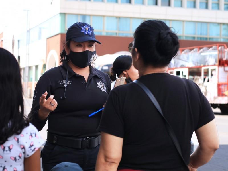 Promete Geraldine Ponce restructura en Seguridad Pública