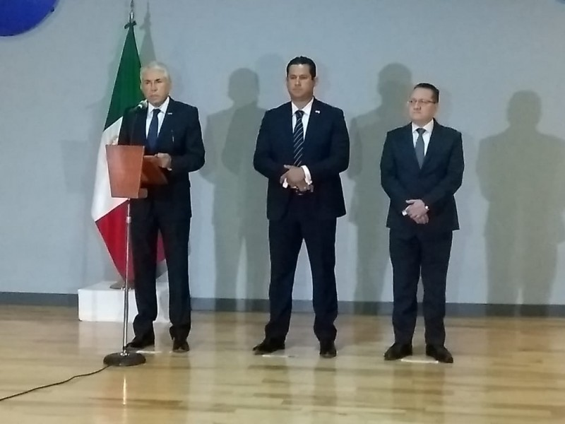 Promete gobernador regresar paz a Guanajuato